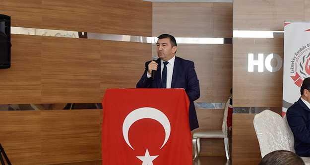 ASİAD Türkiye 'de büyük bir projeye katkı sağlayacaktır - Özəl