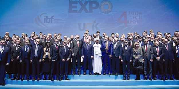 İş dünyasının nabzı MÜSİAD EXPO'da atıyor