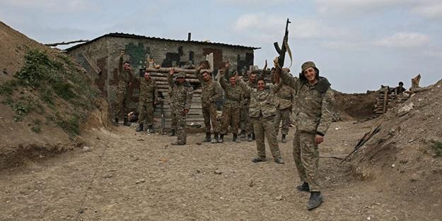 İşgalci Ermenistan'dan kuyruğu dik tutma çabası: İddiaları yalanladılar