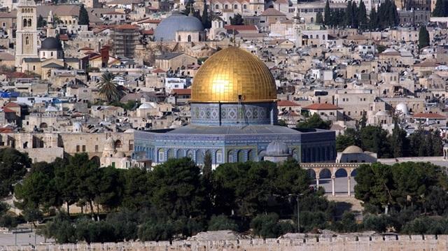 İşgalci İsrail'den Müslümanlara 'Mescid-i Aksa' yasağı