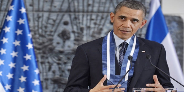 İşgalci İsrail'den Obama'ya veda mesajı