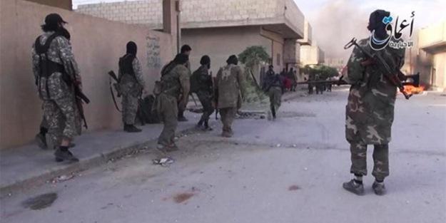 IŞİD Kobani fotoğraflarını yayınladı