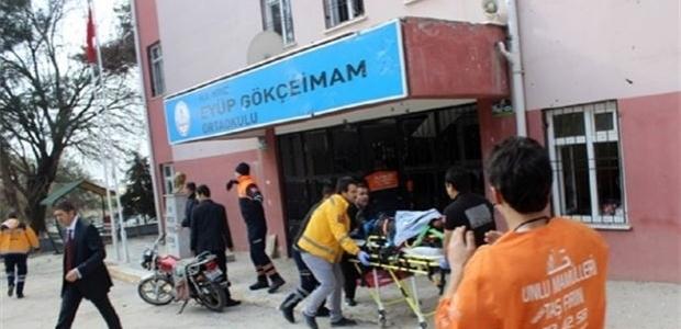 DAEŞ roketiyle yaralanan kız kurtarılamadı