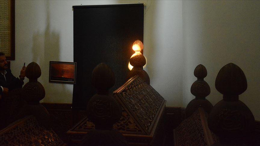 'Işık hadisesi'ni izlemek için sabah namazında beklediler