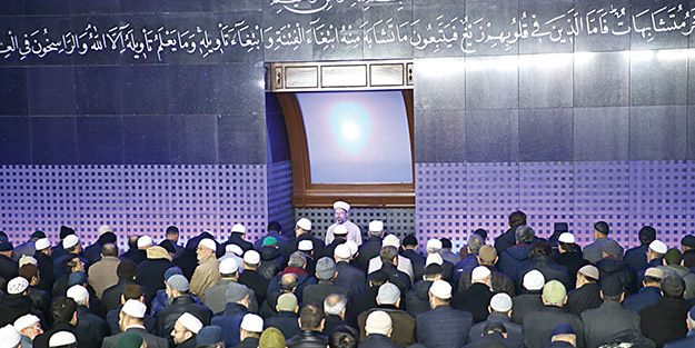 'İslâm, denge bozulmasın diye gönderilen bir dindir'