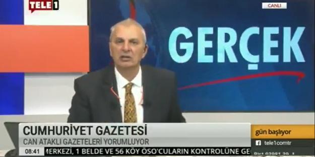 İslam düşmanı Can Ataklı 'Türk ordusu'na ağır sözler!