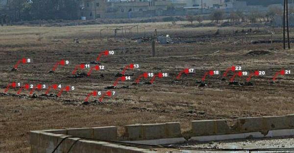 Suriye'de İran ordusu ceset tarlası!