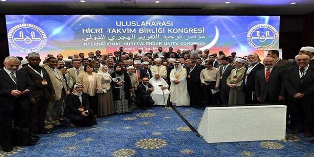 İslam ülkeleri artık dini bayramları aynı gün kutlayacak!