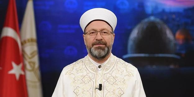 İslam'ın eşcinselliği lanetlediğini söyleyen Diyanet İşleri Başkanı Ali Erbaş hakkında suç duyurusu