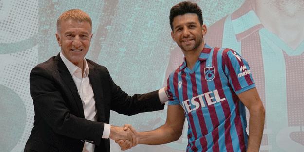 İsmail Köybaşı, Trabzonspor'a imzayı attı
