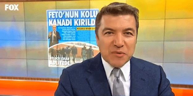 İsmail Küçükkaya'dan FOX canlı yayınında skandal