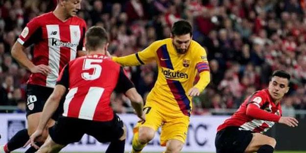 İspanya Süper Kupası'nın sahibi belli oldu