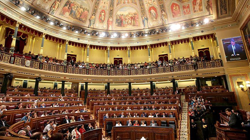 İspanya'da koalisyon hükümeti ilk tur oylamada güvenoyu alamadı