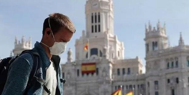 İspanya'da koronavirüs nedeniyle ölümler devam ediyor