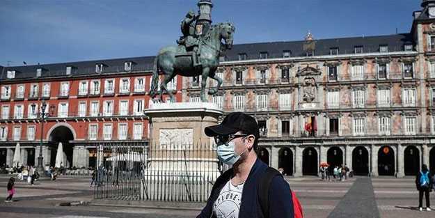 İspanya'da koronavirüs vaka sayısı 700 bini aştı