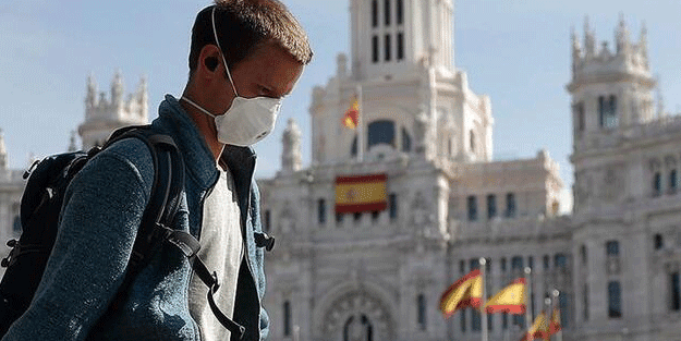 İspanya'da koronavirüsten ölenlerin sayısı 31 bin 411'e çıktı