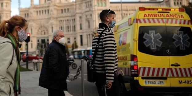 İspanya'da koronavirüsten ölenlerin sayısı açıklandı