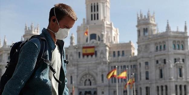 İspanya'da son 24 saatteki ölüm sayısı azaldı