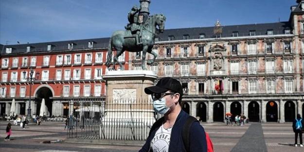 İspanya'da son koronavirüs bilançosu açıklandı