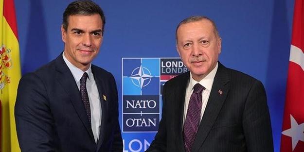 İspanya'dan flaş Türkiye açıklaması
