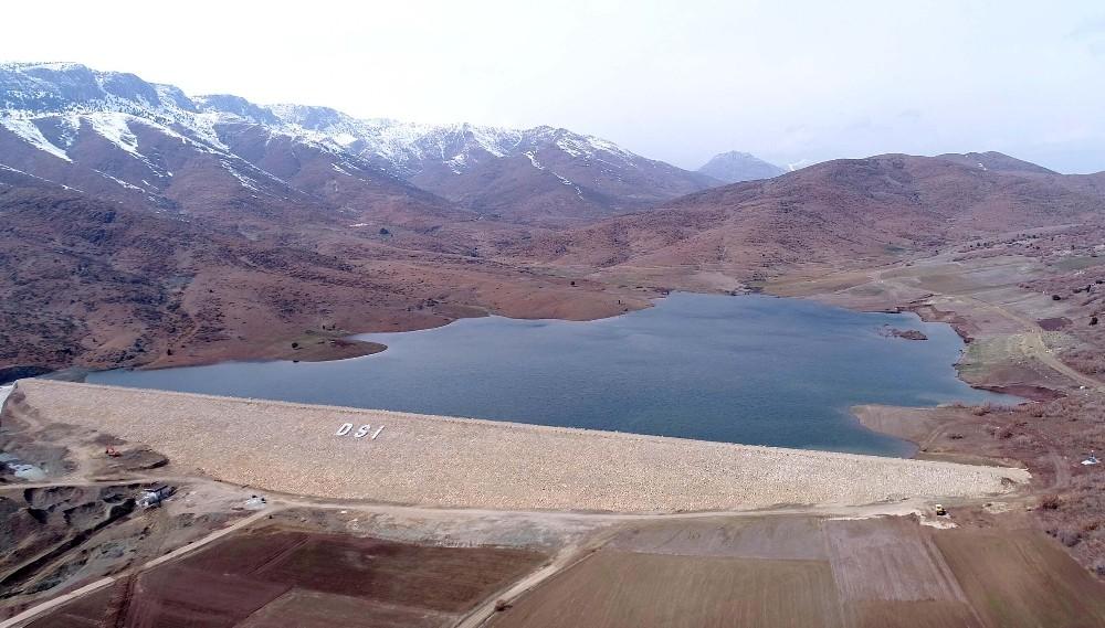 Isparta'da 400 bin dekar arazi sulamaya açıldı