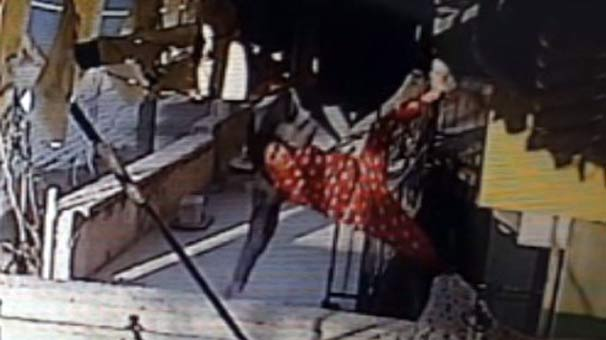 Isparta'da 6 aylık hamile kadın çatıdan düştü