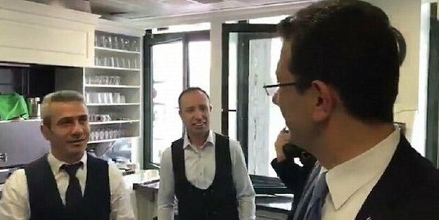İsraf edebiyatçısı CHP'li İmamoğlu'ndan 4.5 milyonluk kokteyl