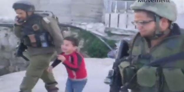 İsrail askerleri barbarlıkta sınır tanımıyor!