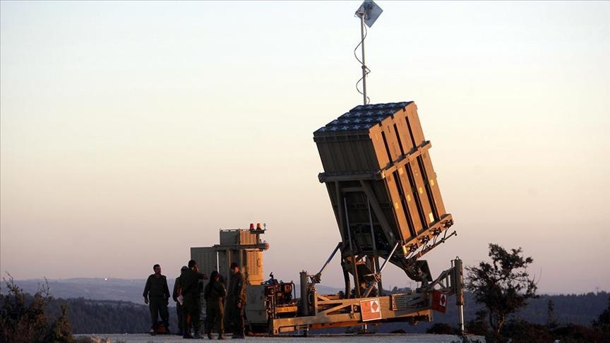 İsrail, 150 kilometre menzilli Barak ER hava savunma füze sisteminin seri üretimine başladı