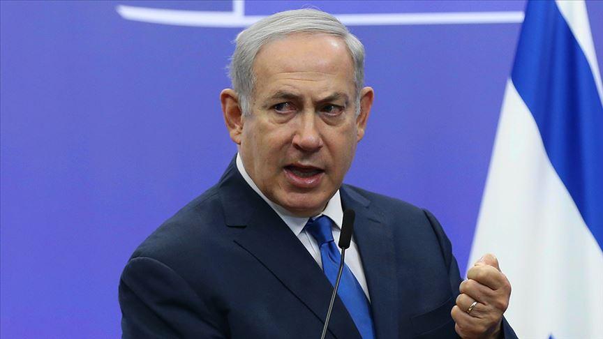 İsrail Başbakanı Netanyahu şimdi de Filistin kentine gözünü dikti