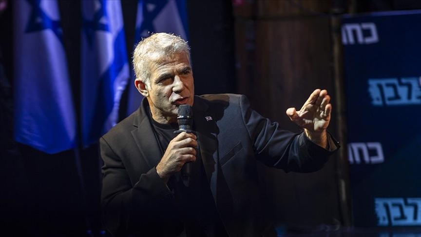 İsrail Dışişleri Bakanı Lapid'den dünyaya 'İran'ın durdurulması' çağrısı