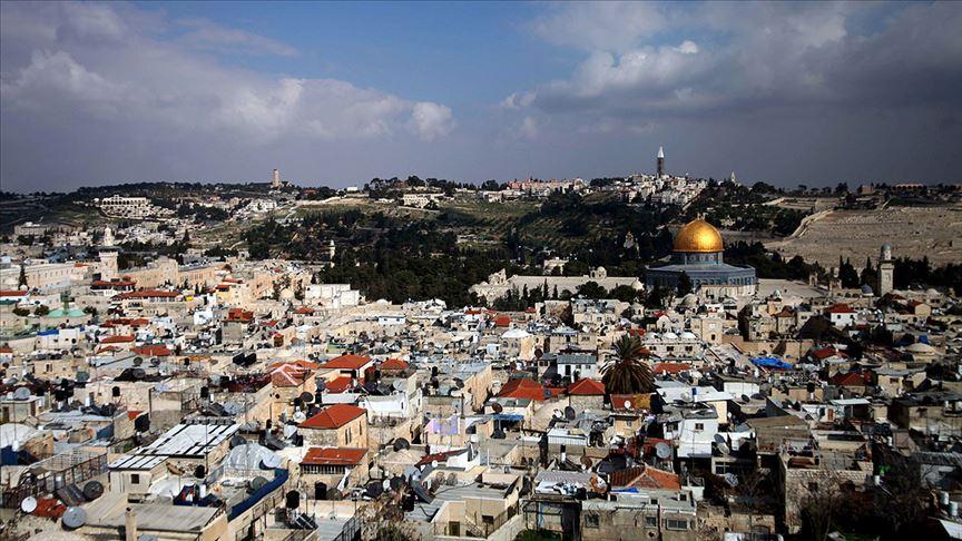 İsrail eylül ayında Kudüs'e yönelik 376 ihlal gerçekleştirdi