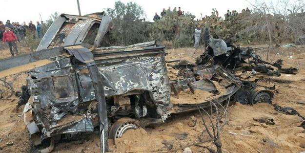 İsrail görüntüleri yayınladı! İşte Kassam Tugayları komutanına yapılan suikast