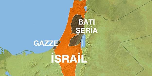 İsrail güçleri son 3 ayda 1282 Filistinliyi gözaltına aldı