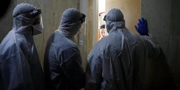İsrail istihbaratı, koronavirüs hastalarını takibe aldı