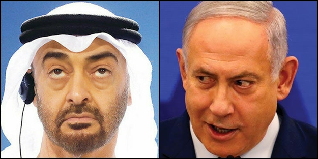 İsrail medyası duyurdu: Netanyahu'dan BAE'ye art arda gizli ziyaretler!