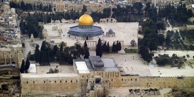 İSRAİL MESCİD-İ AKSA'YI SANDUKA İÇİN YIKACAK