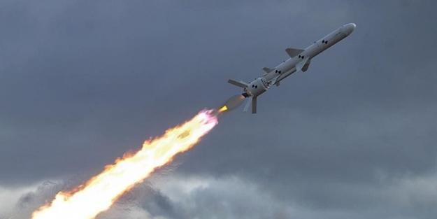 İsrail, Suriye'ye füze saldırısı düzenledi