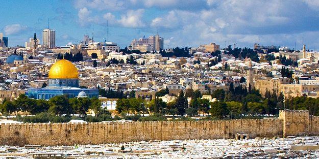 """İsrail tedirgin: """"Türkler Kudüs'ü ele geçiriyor"""""""