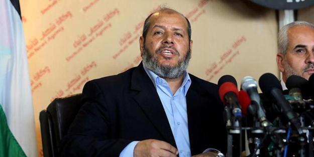 İsrail terör devleti, Hamas liderinin evini bombaladı!