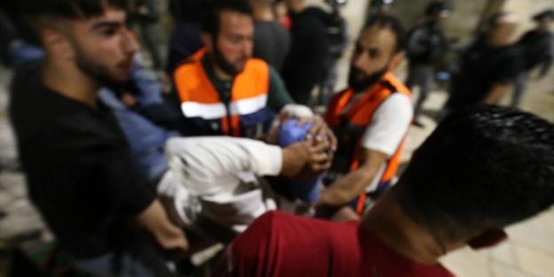 İsrail terör güçleri, milletvekillerine de saldırdı!