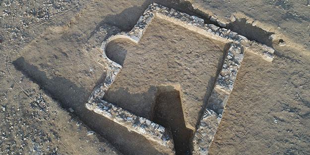 """""""İsrail'deki"""" kazılarda 1200 yıllık cami bulundu! """"Çok ender keşiflerden biri"""""""