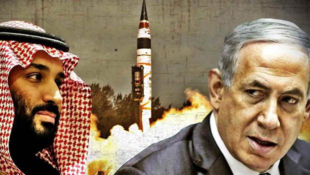 İsrail'den ABD'ye Suudi Arabistan şartı!