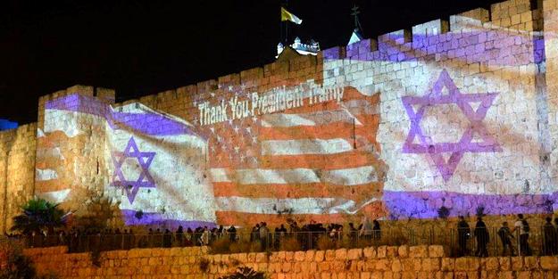 İsrail'den bir alçaklık daha! Mescid-i Aksa'nın duvarlarına bakın ne yazdılar