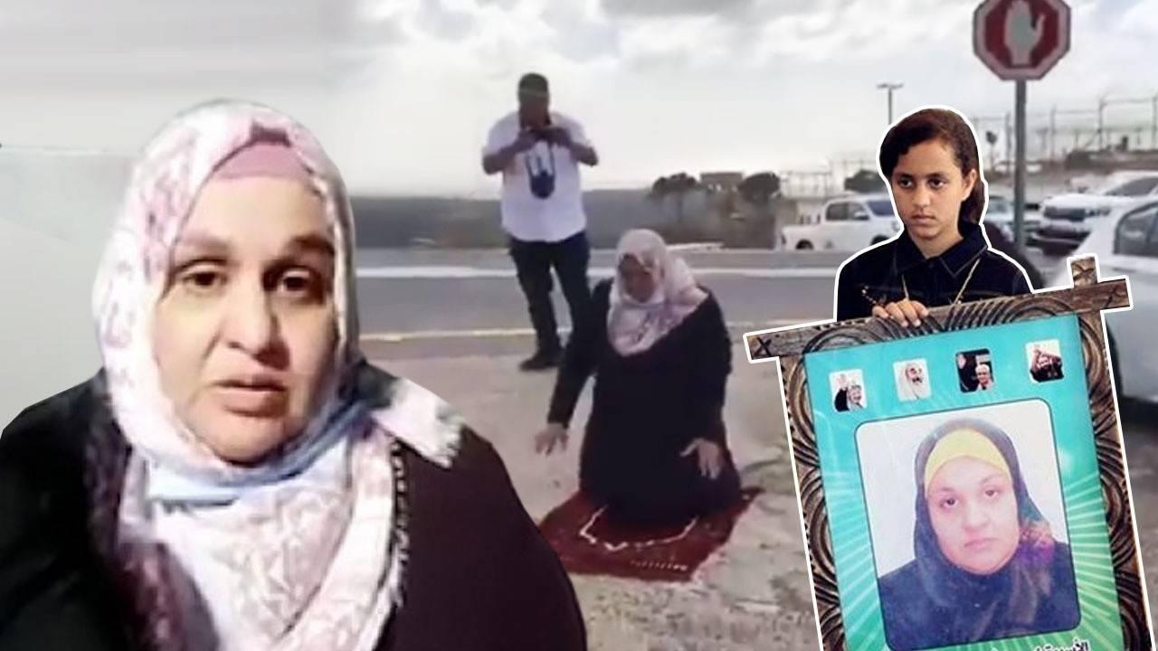 İsrail'den bıraktığı anneye evlat işkencesi