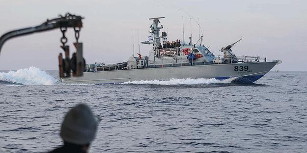 İsrail'den Gazze'ye yardım taşıyan gemiye saldırı