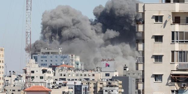 İsrail'den kalleş saldırı! Şehit sayısı yükseldi