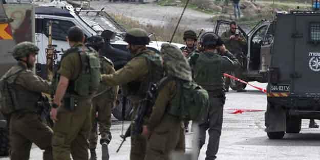 İsrail'den küstah saldırı! Çok sayıda yaralı var