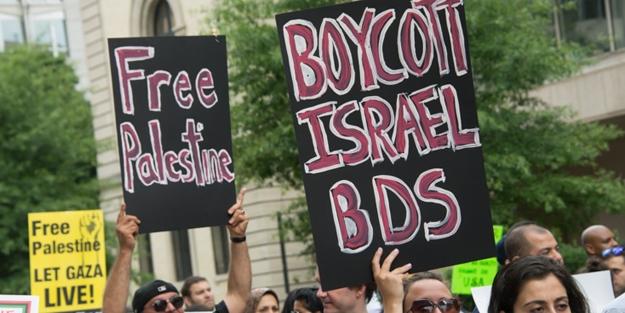 İsrail'i boykot etme yasağına dava açıldı