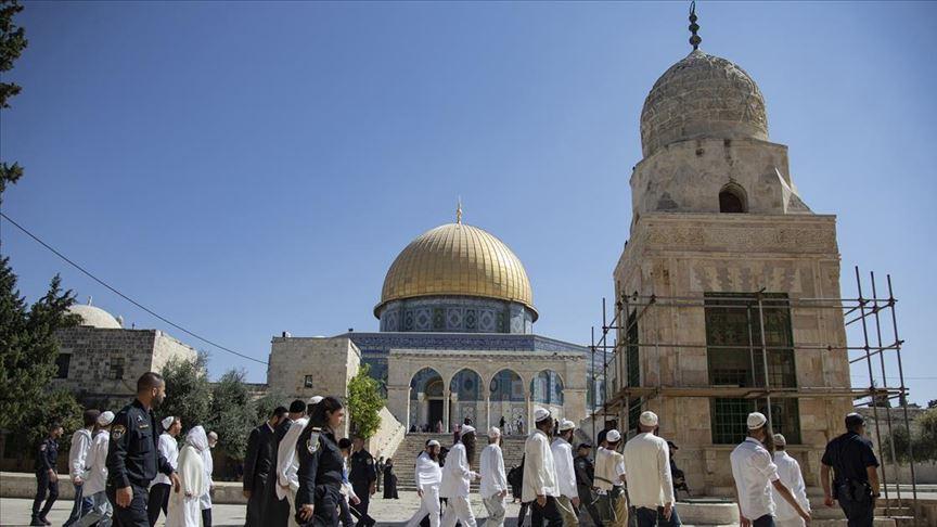 İsrail'in 'bölgeyi bir din savaşına sürüklediği'